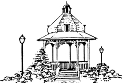 Ligonier Borough logo